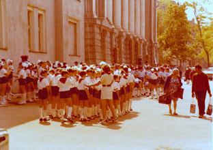 Photo: Odessan pioneerit 1976
