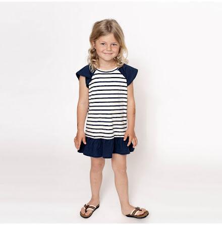 Belle - Trikåklänning till barn