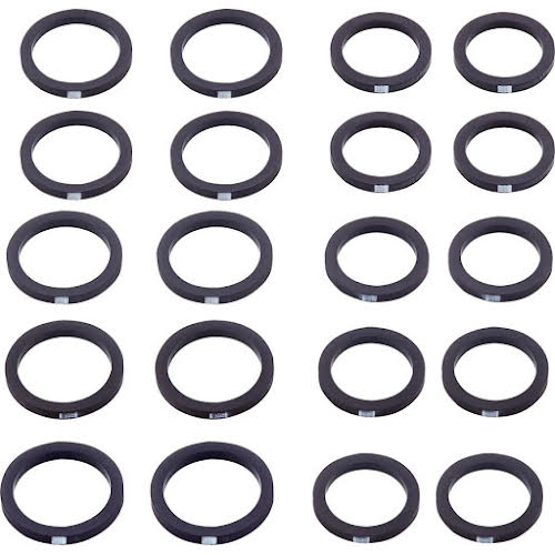 SRAM Bulk Trail Caliper Piston Seals for Guide R/RS/RSC, 10 Caliper Sets