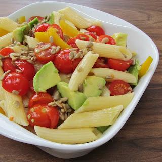 Quick Pasta Salad.