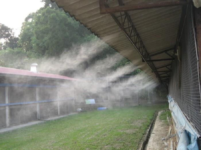 Địa chỉ bán máy phun sương đạt chuẩn