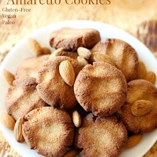 Grain-Free Amaretto Cookies