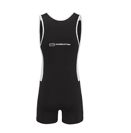SBD Singlet - Limited Edition, Mens, Black/White