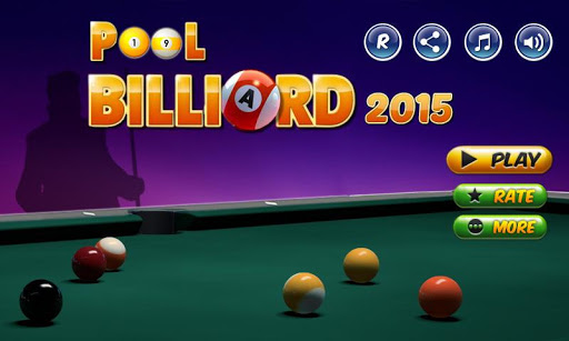 Play Pool Billiards 2015 Game