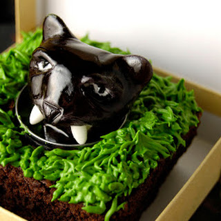 Sex Panther Brownies.