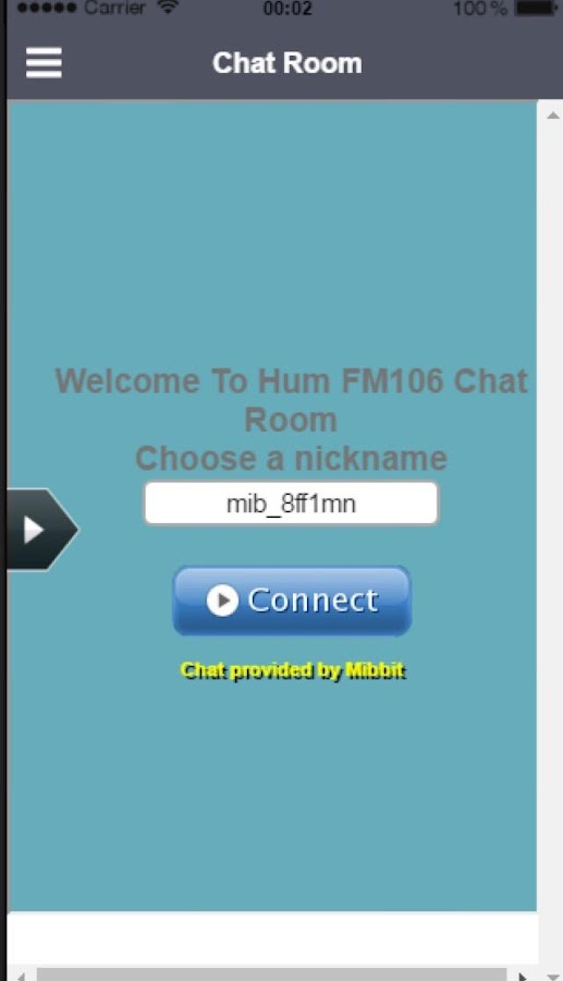 Hum FM 106- screenshot