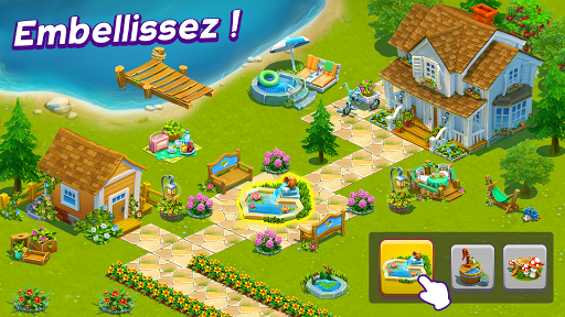 Télécharger Gratuit Golden Farm apk mod screenshots 4