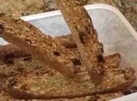 Crunchy Almond Biscotti Recipe