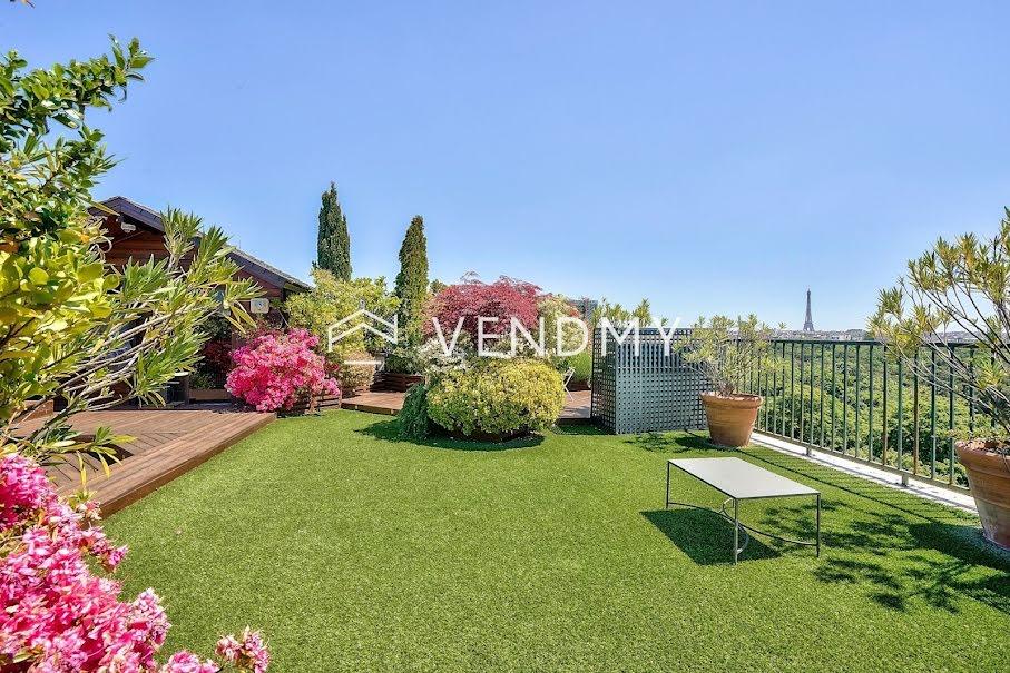 Vente appartement 10 pièces 520 m² à Paris 16ème (75016), NaN €