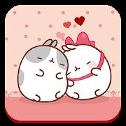 App Cute Kitty Love Theme APK for Windows Phone