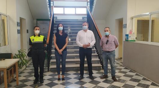 Más de 20.000 euros para desinfección y equipos contra la Covid-19 en Arboleas