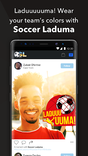 Soccer Laduma screenshots 1