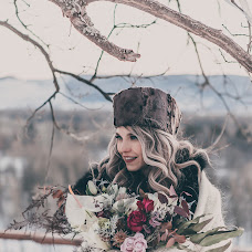 Wedding photographer Elvira Moskaleva (Lvira). Photo of 20.02.2018
