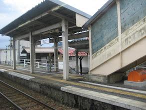 Photo: 飛騨細江驛ホーム