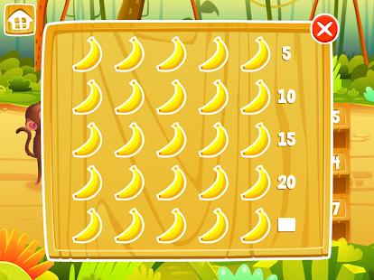 Math Jungle : Grade 2 Math Screenshot