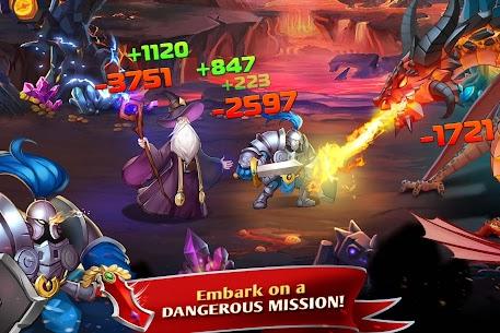 Tap Knights – Fantasy RPG Battle Clicker 1.0.0 4