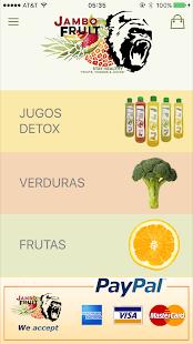 Jambo Fruit - náhled