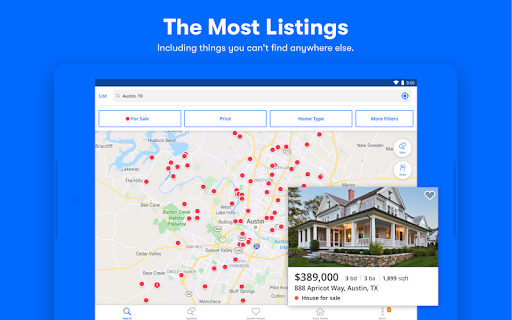 Zillow: Find Houses for Sale & Apartments for Rent screenshots 6