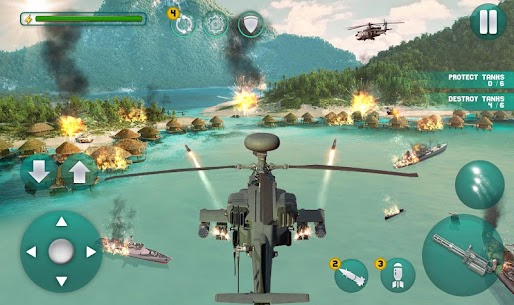 Gunship Battle Helicopter : Best Helicopter Games 2
