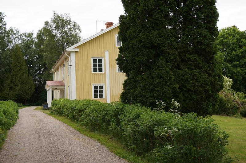 Photo: Stjärnsfors, Norra Råda socken, Hagfors kommun, Värmland. 20160618. Stjärnsfors herrgård © Sven Olsson (e-post: kosmografiska@gmail.com)