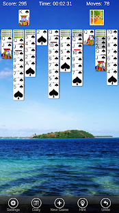 Game Spider Solitaire Pro APK for Windows Phone