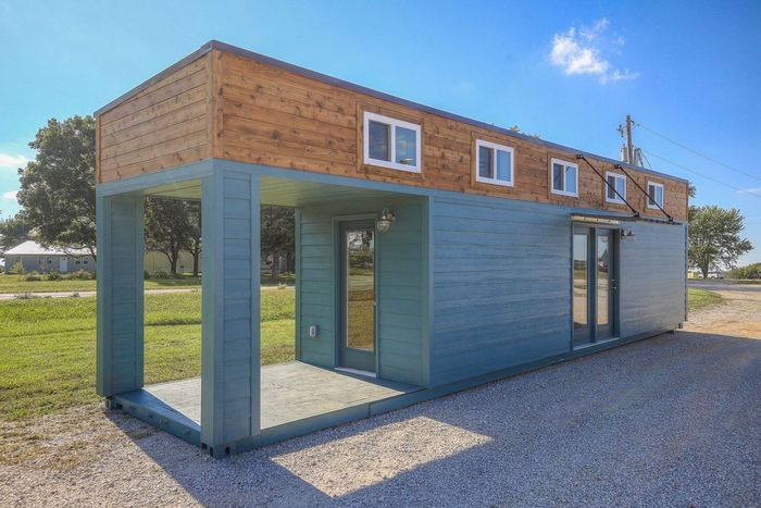 Customer Container Living Shipping Container Home