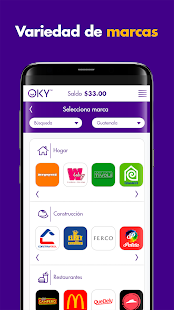 Download OKY Send Gift cards to Latin America For PC Windows and Mac apk screenshot 2