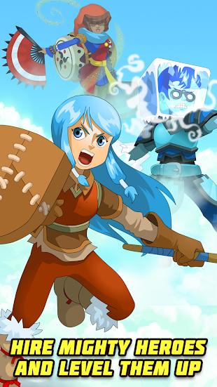 Clicker Heroes- screenshot thumbnail