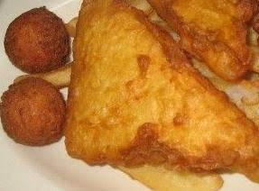 Batter For Fish, Chicken Or Shrimp Recipe