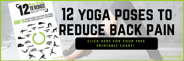 Before Going Under The Knife Consider How A Consistent Yoga Practice May Reduce Your Back Pain