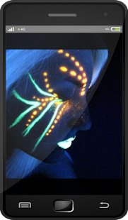 Glow Draw Malování - náhled