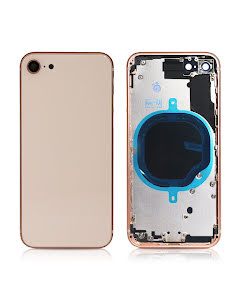 iPhone 8G Back Housing without logo High Quality Gold