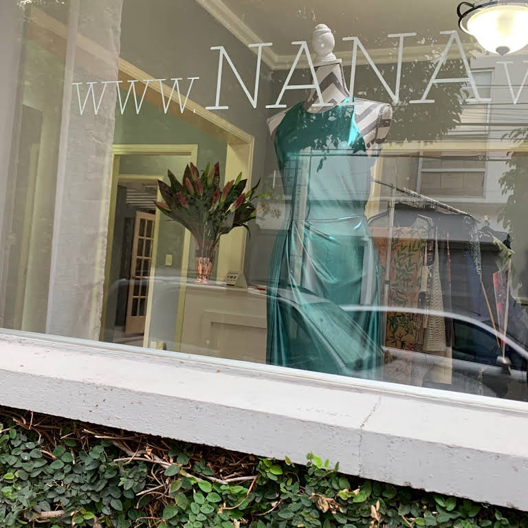 Nana Renta De Vestidos De Noche Df Evening Dress Rental