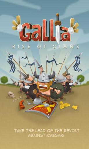 GALLIA Rise of Clans - Match 3