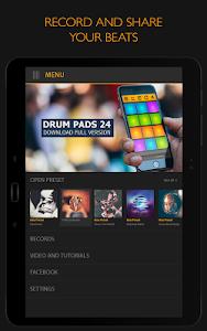 Dubstep Drum Pads 24 v2.0 (Unlocked)