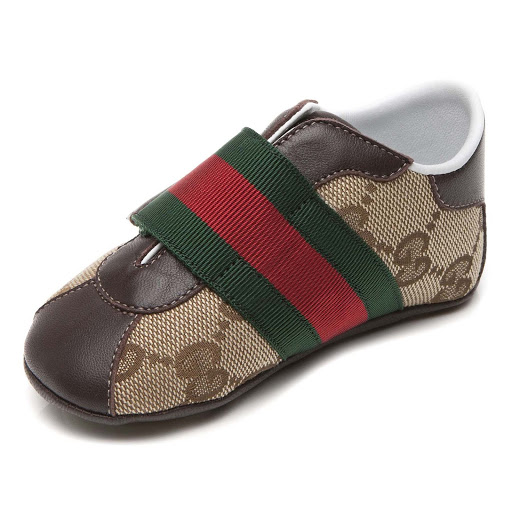Thumbnail images of Gucci Branded Pram Trainer