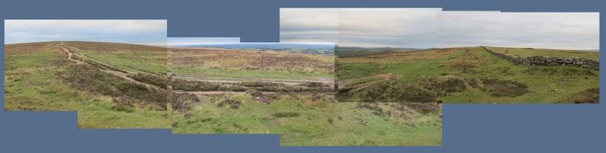 Photo: Two moors way (Hamel Down)