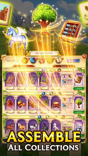 Emperor of Mahjong: Match tiles & restore a city filehippodl screenshot 6