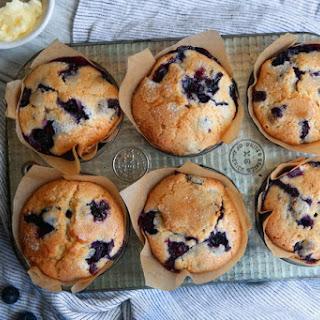 Jordan Marsh's Blueberry Muffins