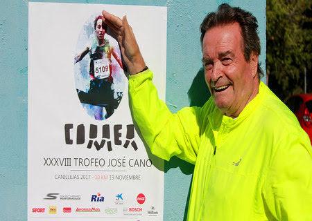 Entrevista a Pepe Cano, director de la Carrera Popular de Canillejas