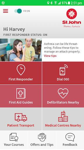 Aplikacje St John First Responder (apk) za darmo do pobrania dla Androida / PC/Windows screenshot