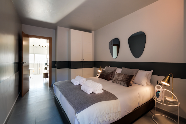 Luxury bedroom at Callao