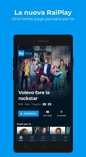 RaiPlay screenshot 3