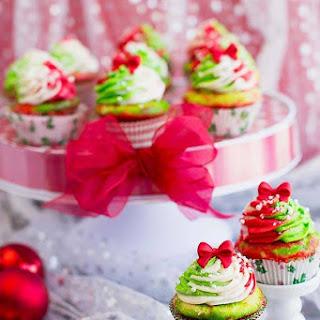 Christmas Cupcakes.