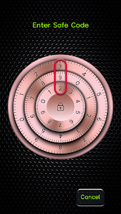 Combination Safe Lock Screen apk download 2