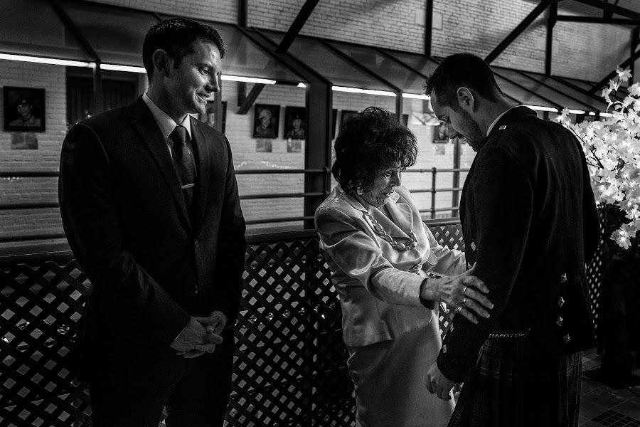 Fotógrafo de bodas Marcin Karpowicz (bdfkphotography). Foto del 28.11.2017