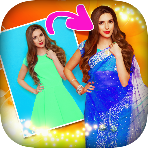 Photo Dress Up Icon