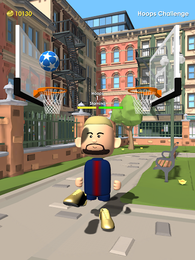The Real Juggle - Pro Freestyle Soccer 1.3.7 screenshots 9