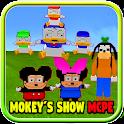 Addon Mockeys Show for Minecraft PE icon