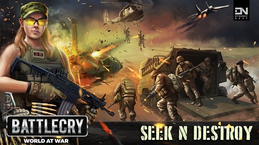 BattleCry: World War Game Free 0.4.08 screenshots 1
